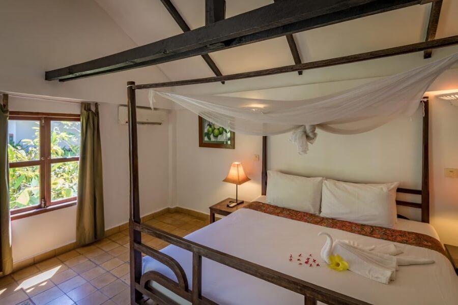 Cambodja Kampong Thom Sambor Village Hotel 20