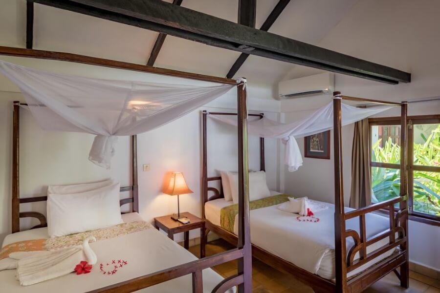 Cambodja Kampong Thom Sambor Village Hotel 21