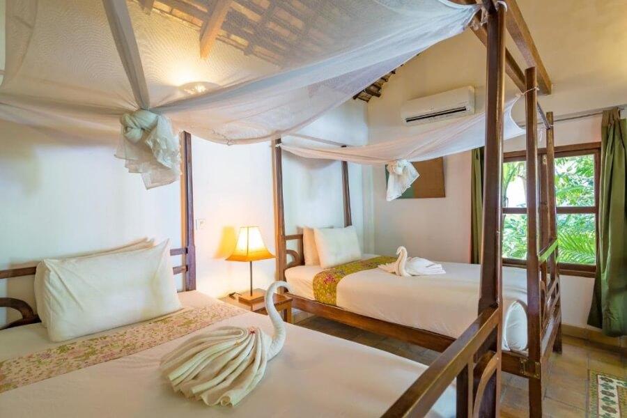 Cambodja Kampong Thom Sambor Village Hotel 3