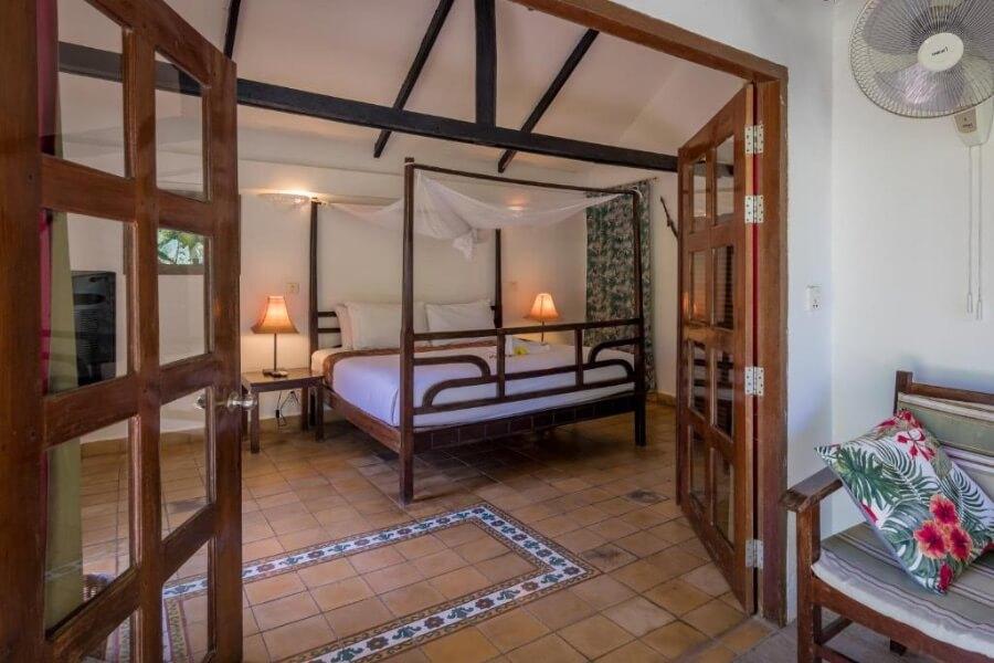 Cambodja Kampong Thom Sambor Village Hotel 5