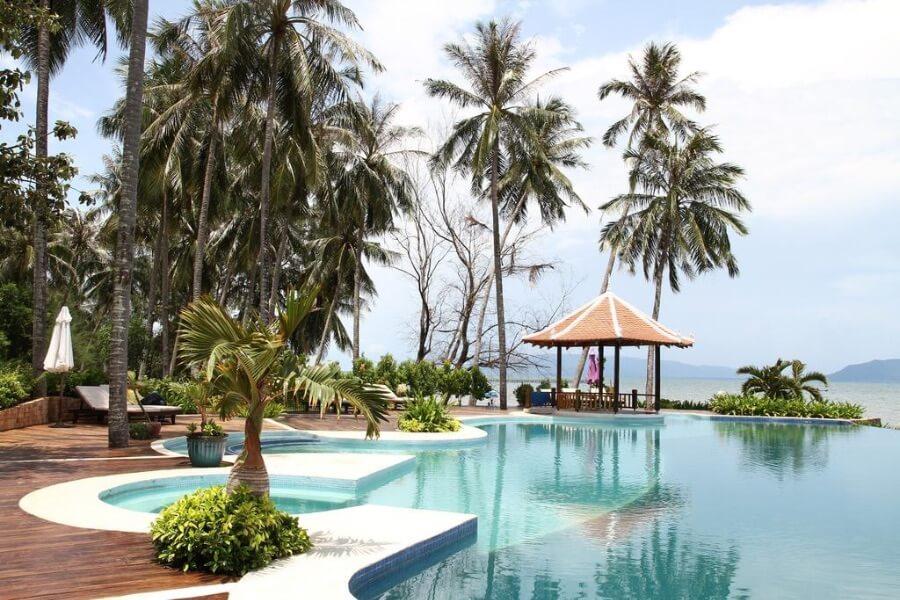 Cambodja Kampot Nataya Roundhouse Coral Bay Resort And Spa 5