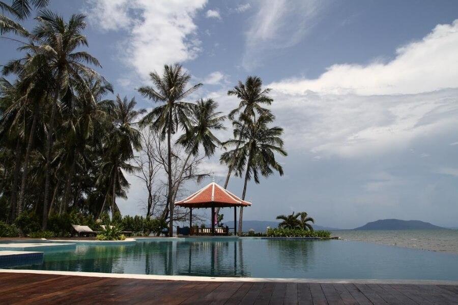 Cambodja Kampot Nataya Roundhouse Coral Bay Resort And Spa 6