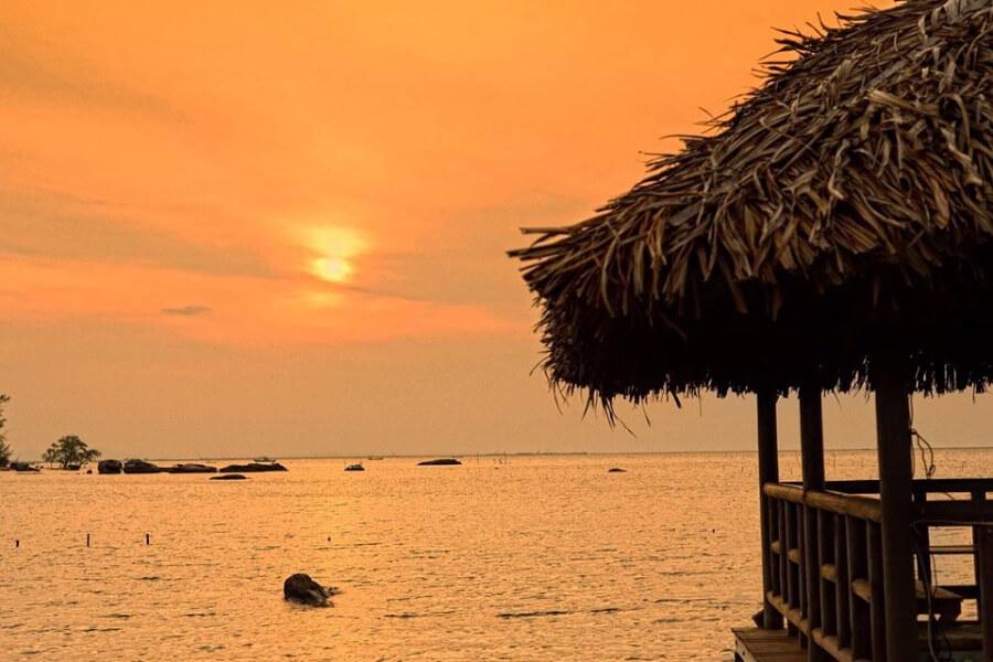Cambodja Kampot Nataya Roundhouse Coral Bay Resort And Spa 7