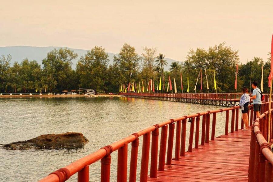 Cambodja Kampot Nataya Roundhouse Coral Bay Resort And Spa 8