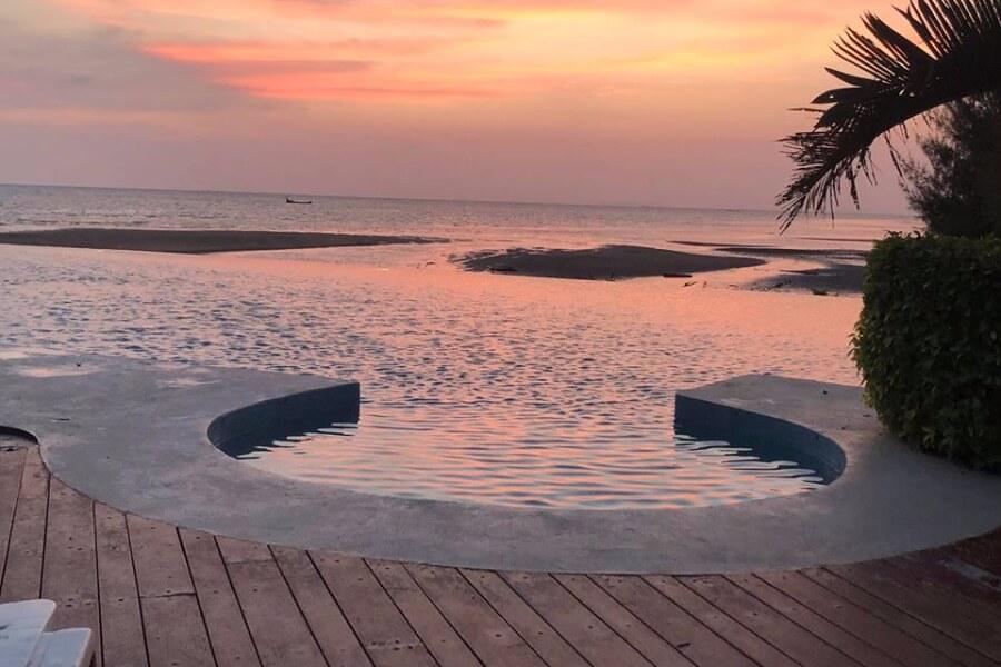 Cambodja Kampot Nataya Roundhouse Coral Bay Resort And Spa 9