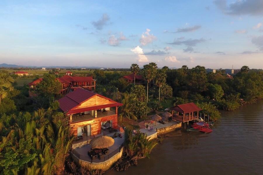 Cambodja Kampot Villa Vedici 1
