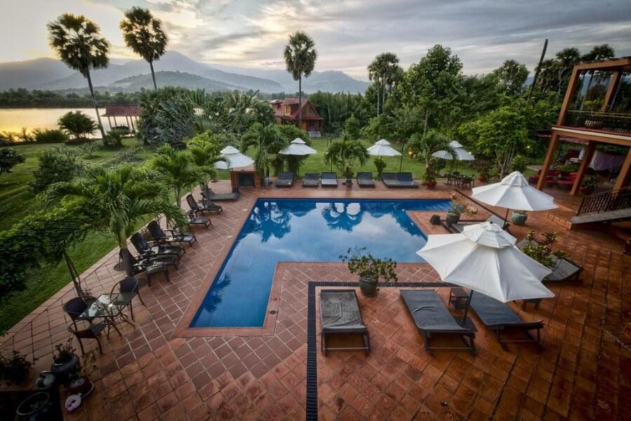 Cambodja Kampot Villa Vedici 4