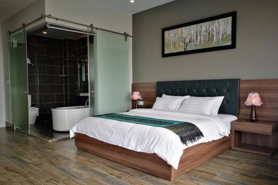 Cambodja Kep Bay Hotel Resort 17