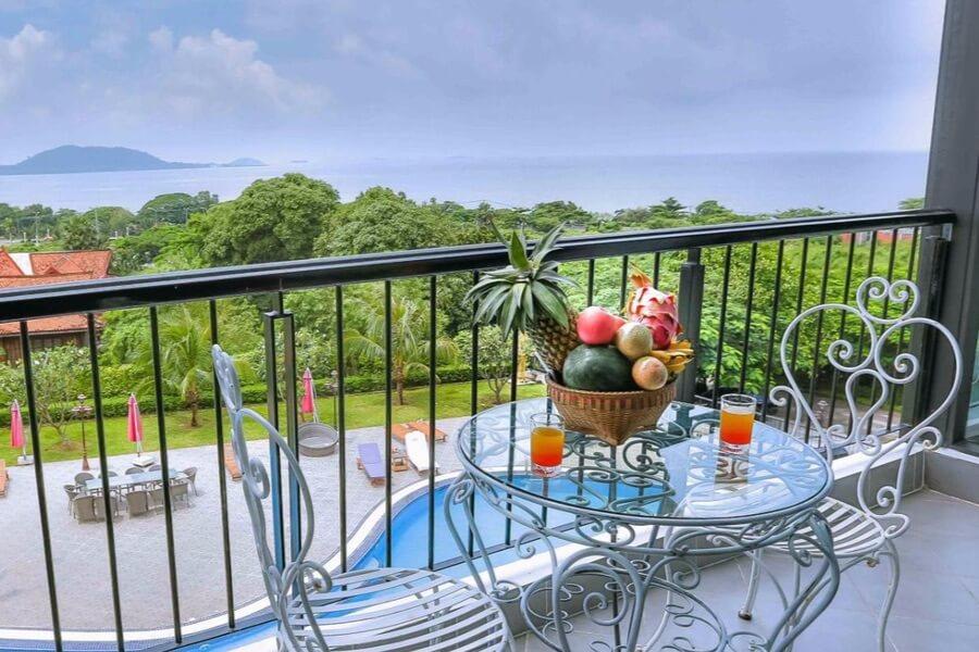 Cambodja Kep Bay Hotel Resort 5