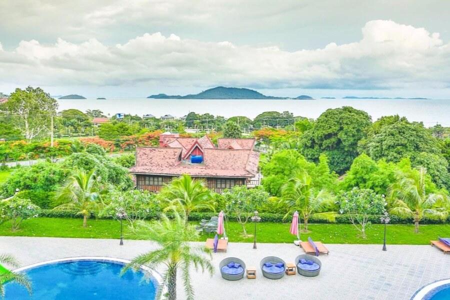 Cambodja Kep Bay Hotel Resort 6