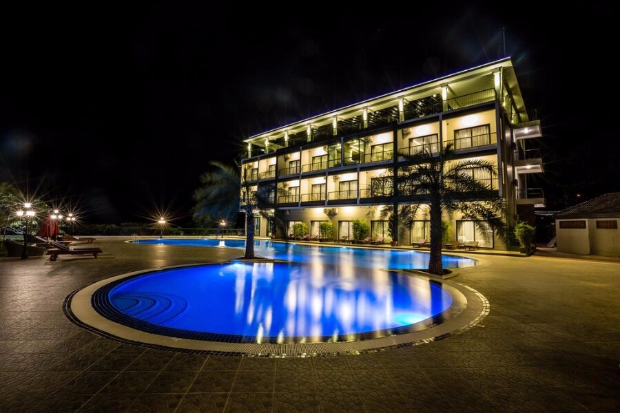 Cambodja Kep Bay Hotel Resort 8