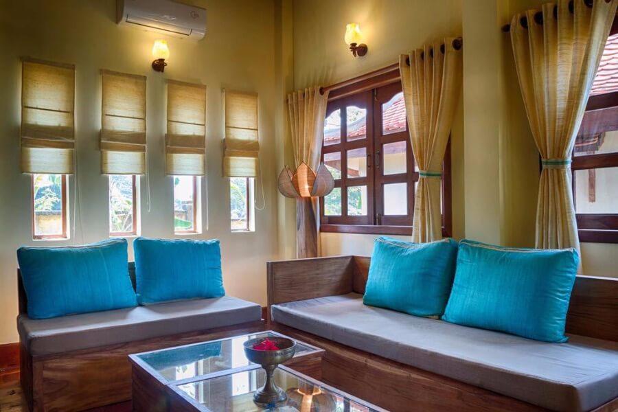 Cambodja Kep Le Flamboyant Resort 14