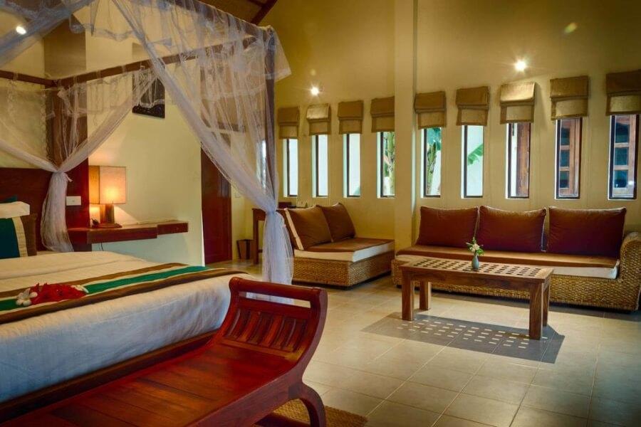 Cambodja Kep Le Flamboyant Resort 18