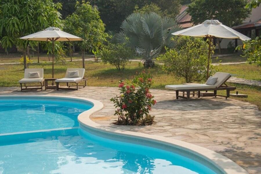 Cambodja Kep Le Flamboyant Resort 3