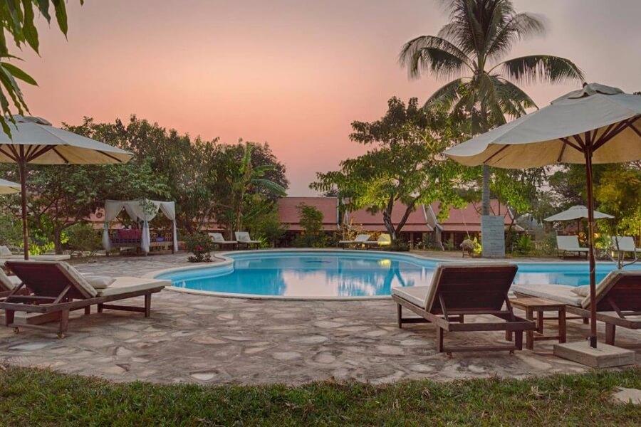 Cambodja Kep Le Flamboyant Resort 5