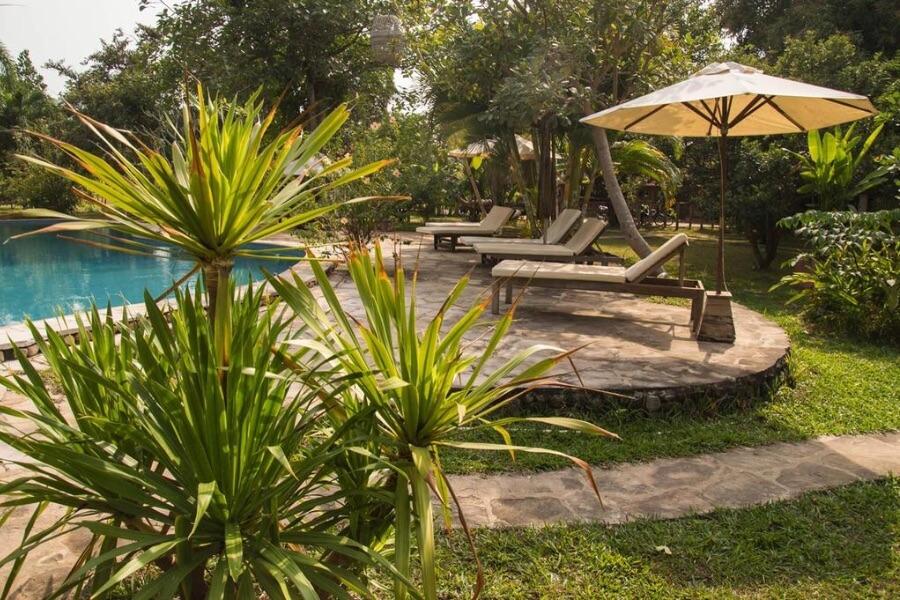 Cambodja Kep Le Flamboyant Resort 6