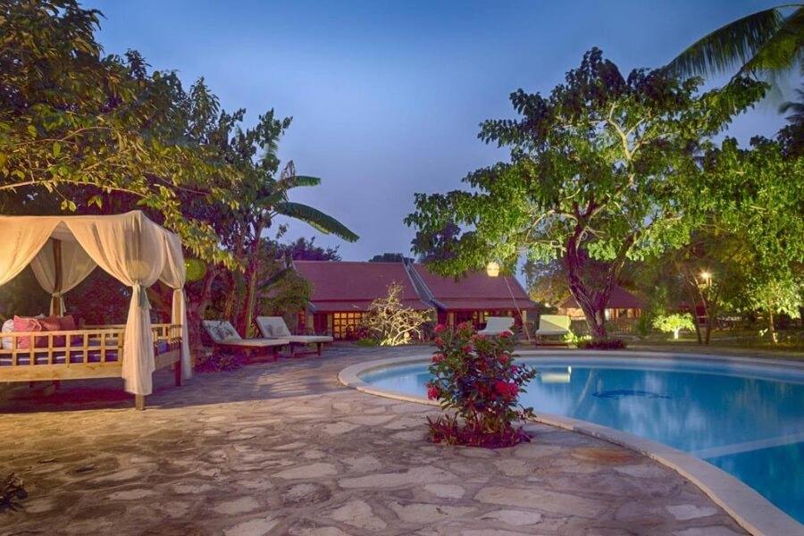 Cambodja Kep Le Flamboyant Resort 7