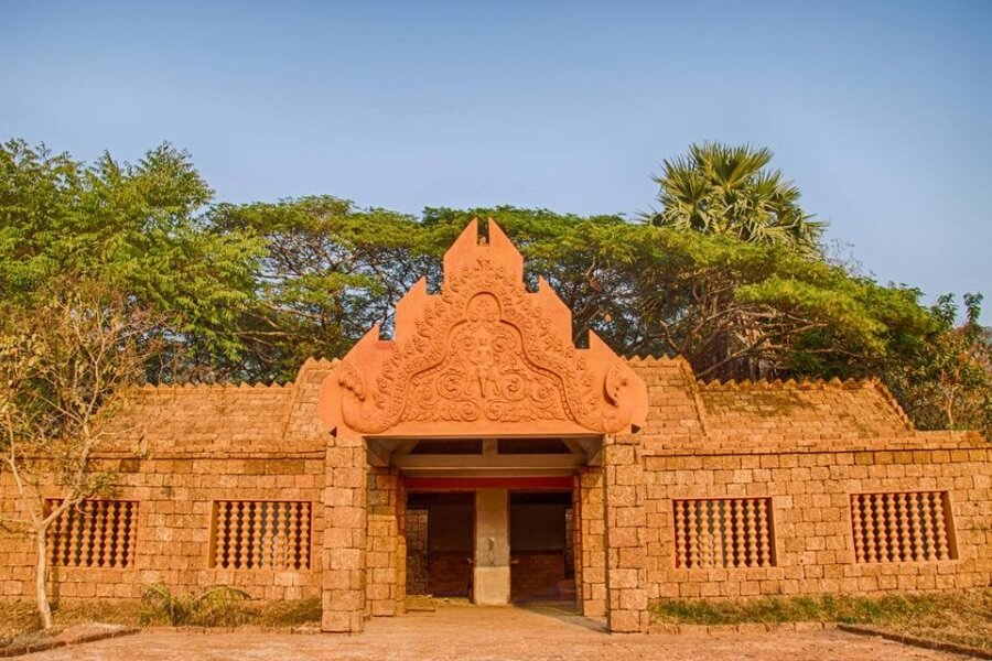 Cambodja Kep Le Flamboyant Resort 8