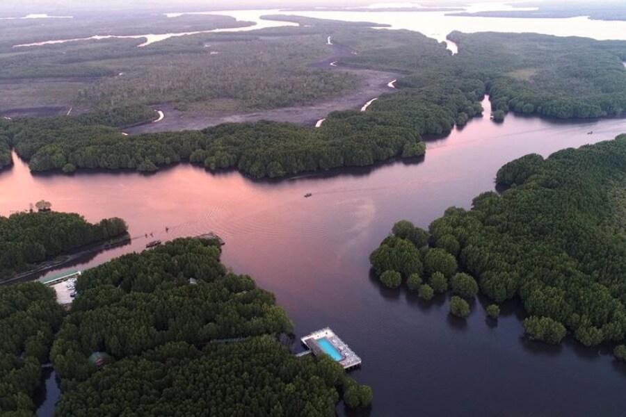 Cambodja Kep Mangrove Sanctuary Resort 14