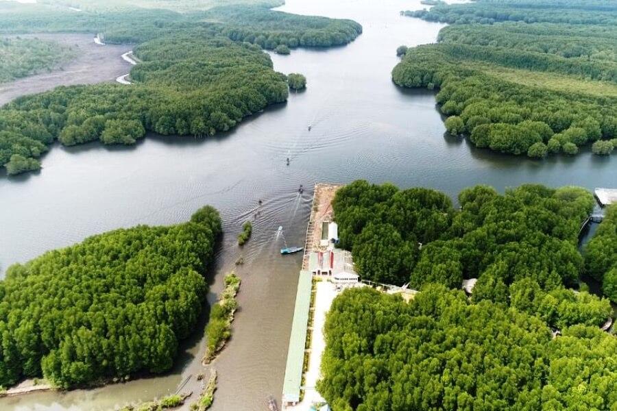 Cambodja Kep Mangrove Sanctuary Resort 16