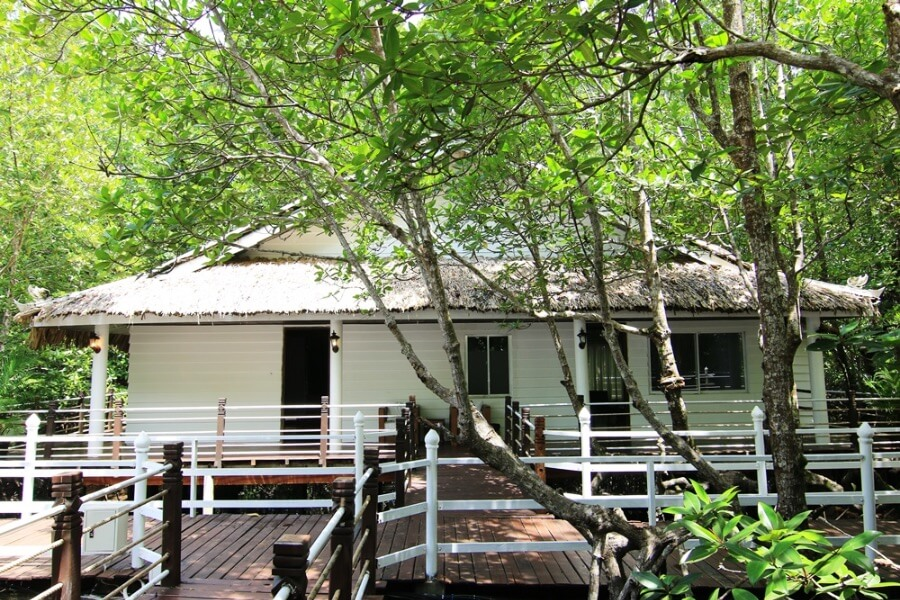 Cambodja Kep Mangrove Sanctuary Resort 20