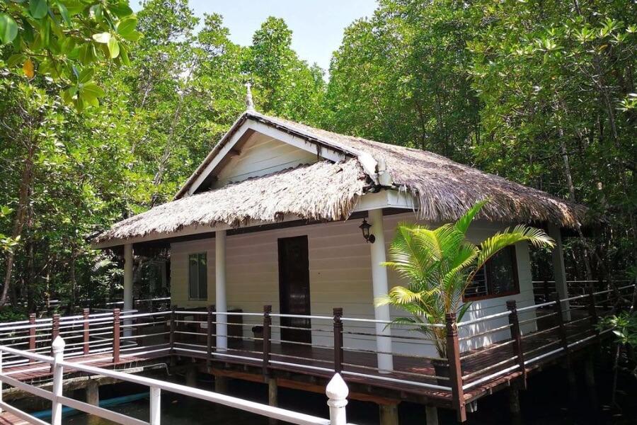 Cambodja Kep Mangrove Sanctuary Resort 9