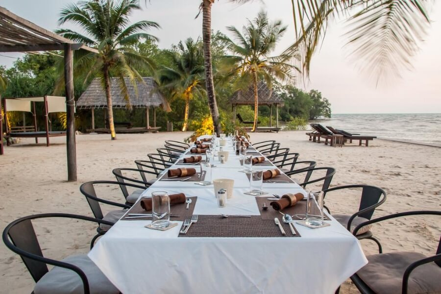 Cambodja Kep Samanea Beach Resort Spa 10