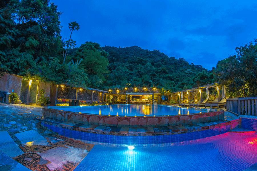 Cambodja Kep Veranda Natural Resort 16
