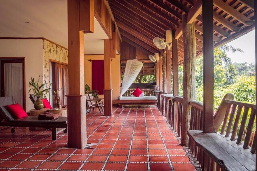 Cambodja Kep Veranda Natural Resort 3
