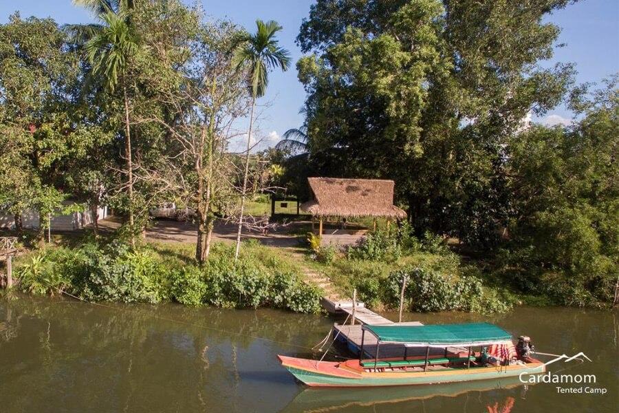 Cambodja Koh Kong Cardamom Tented Camp 11