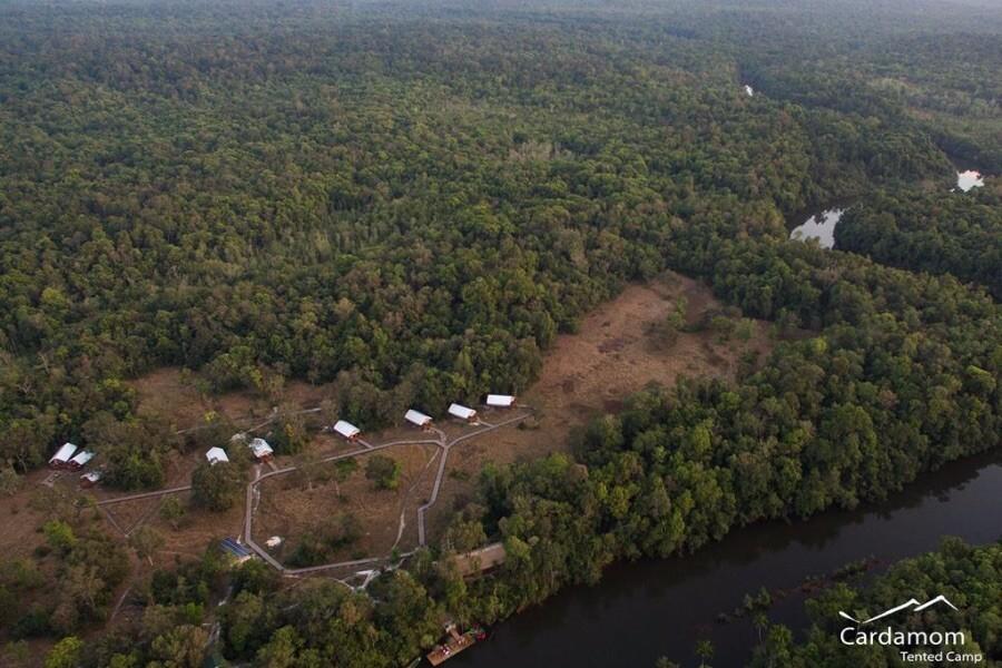 Cambodja Koh Kong Cardamom Tented Camp 12