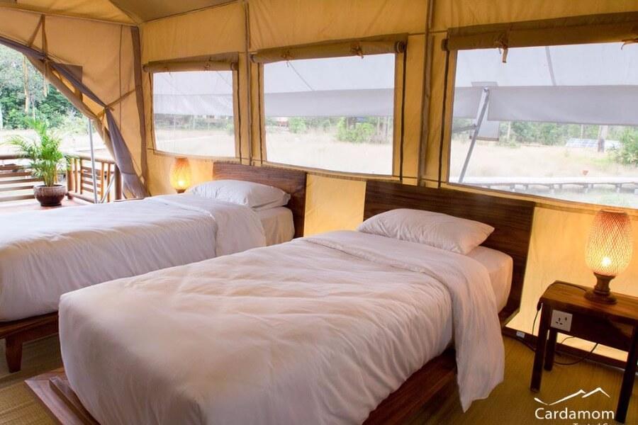 Cambodja Koh Kong Cardamom Tented Camp 2