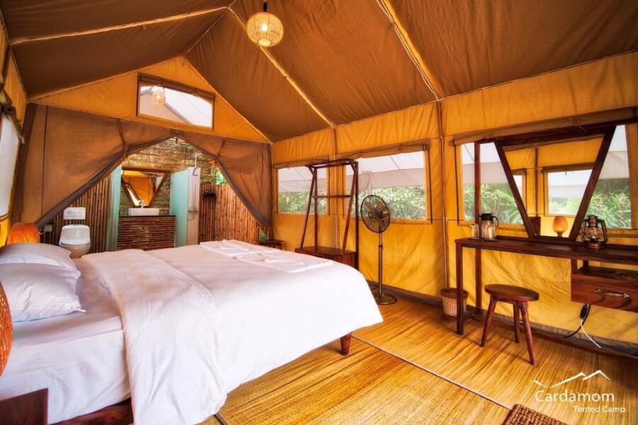 Cambodja Koh Kong Cardamom Tented Camp 4