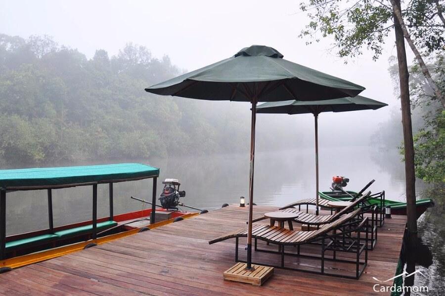 Cambodja Koh Kong Cardamom Tented Camp 9