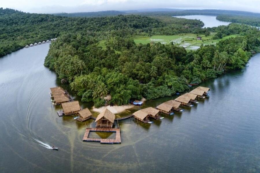 Cambodja Koh Kong Koh Andet Eco Resort 1
