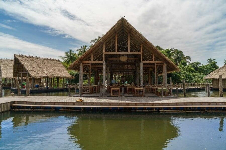 Cambodja Koh Kong Koh Andet Eco Resort 14