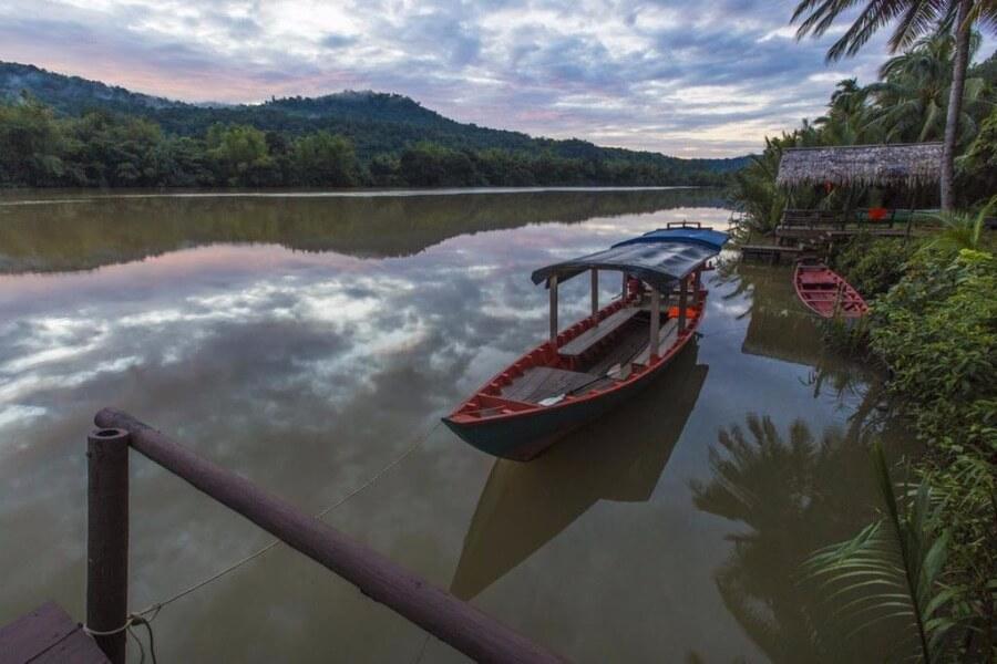 Cambodja Koh Kong Rainbow Lodge 2