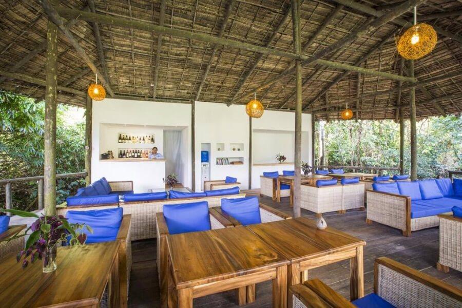Cambodja Koh Kong Rainbow Lodge 3