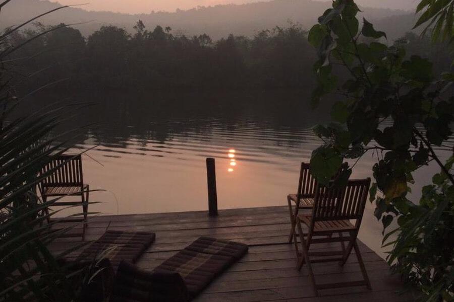 Cambodja Koh Kong Rainbow Lodge 5