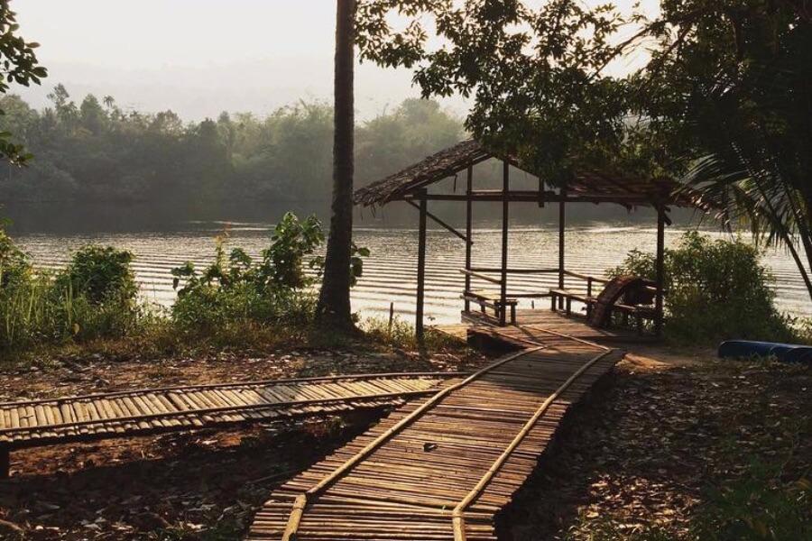 Cambodja Koh Kong Rainbow Lodge 7