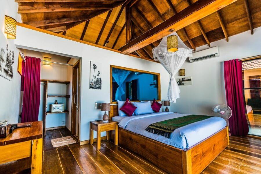 Cambodja Koh Rong Samloem Sol Beach Resort 10