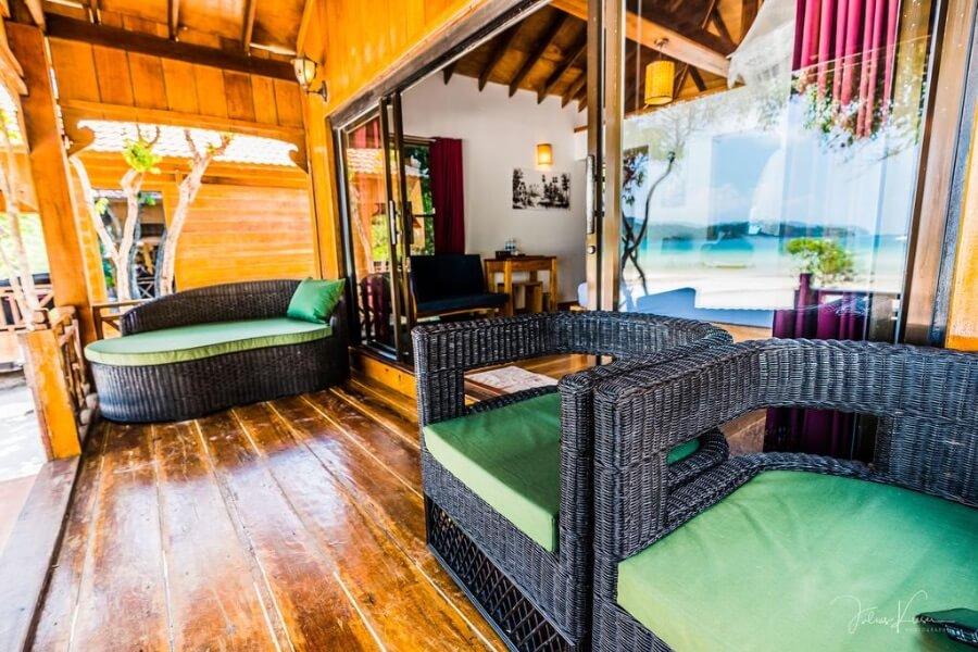 Cambodja Koh Rong Samloem Sol Beach Resort 9