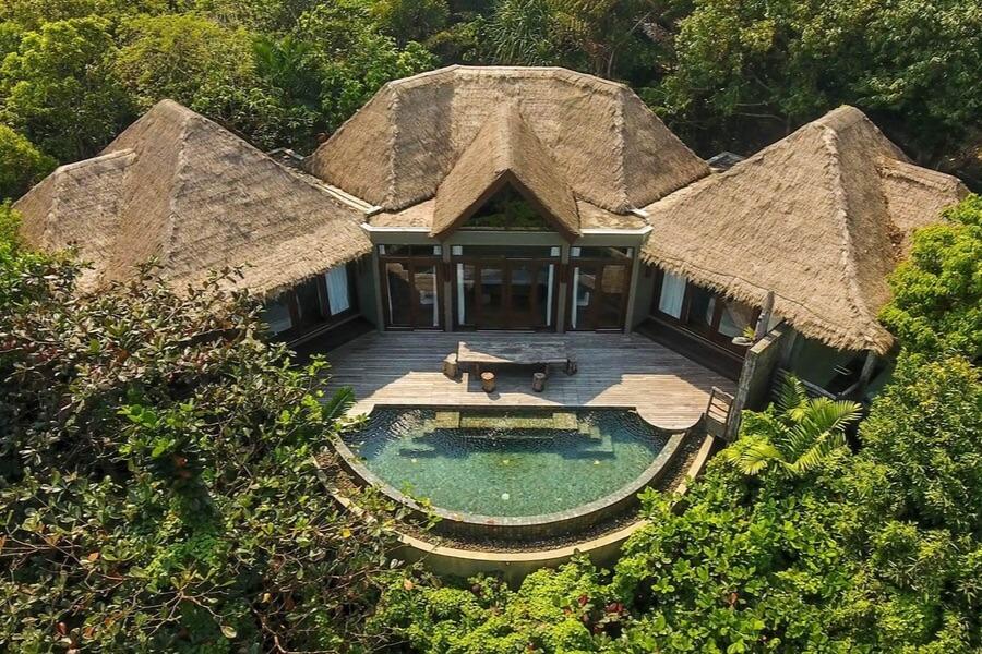 Cambodja Koh Rong Song Saa Private Island 11
