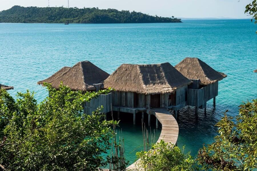 Cambodja Koh Rong Song Saa Private Island 17