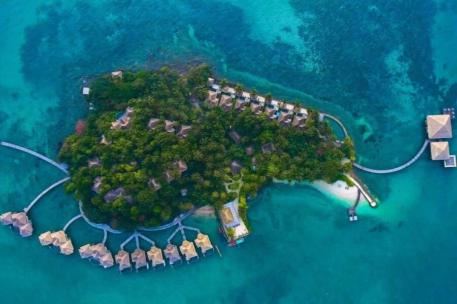 Cambodja Koh Rong Song Saa Private Island 6
