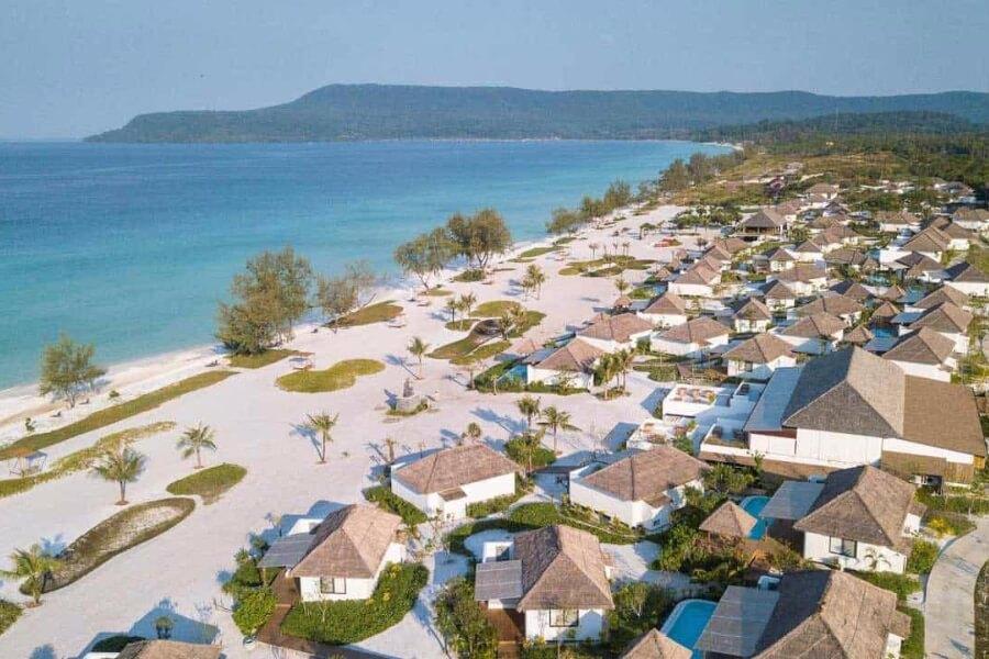 Cambodja Koh Rong The Royal Sands 1