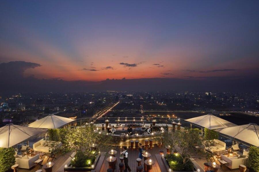 Cambodja Phnom Penh Hotel Rosewood 6