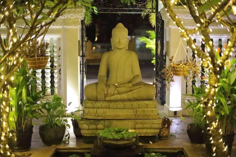 Cambodja Phnom Penh Palace Gate Hotel Resort 17