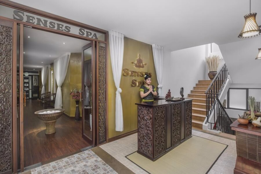 Cambodja Phnom Penh Palace Gate Hotel Resort 23