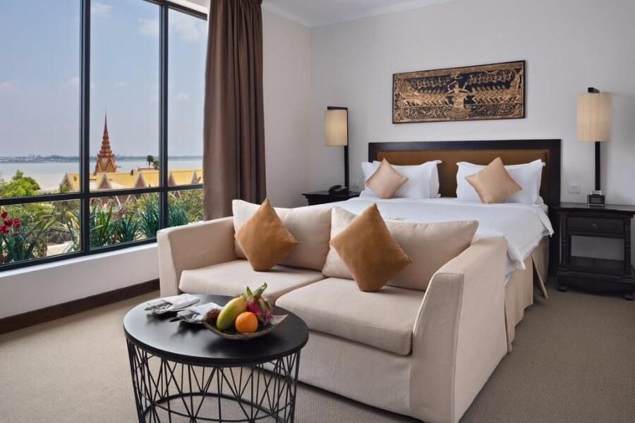 Cambodja Phnom Penh Palace Gate Hotel Resort 6